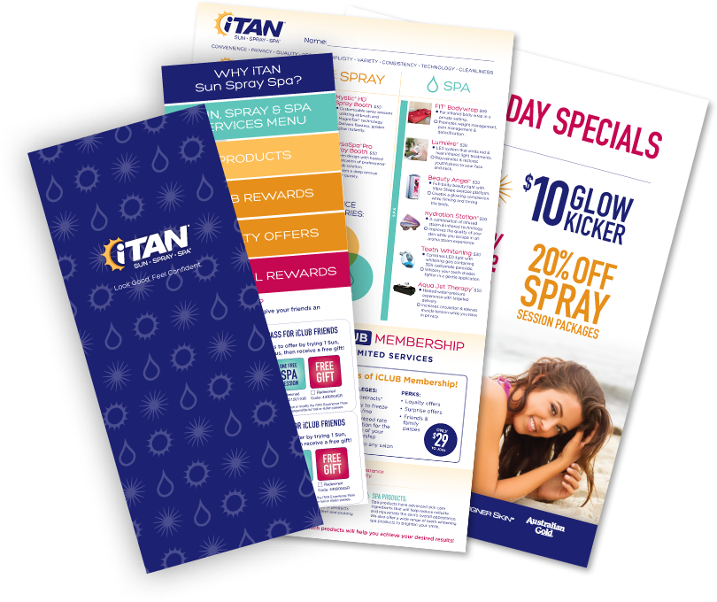 iTAN Collateral