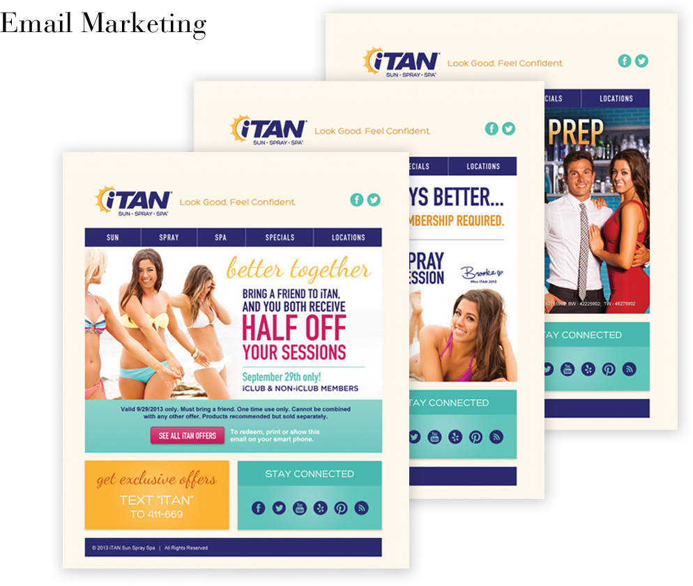 iTAN Email Marketing