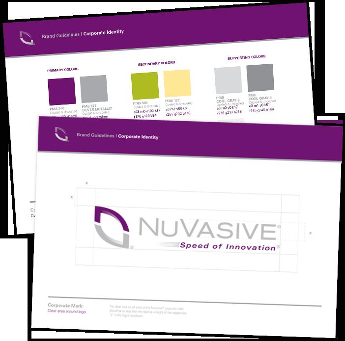 Nuvasive Brand Guide